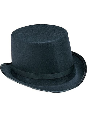 Black Durashape Top Hat Kids