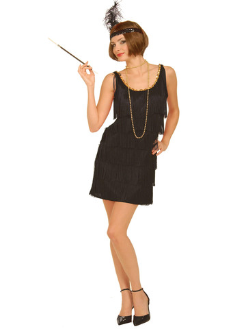 Womens Flapper Costume