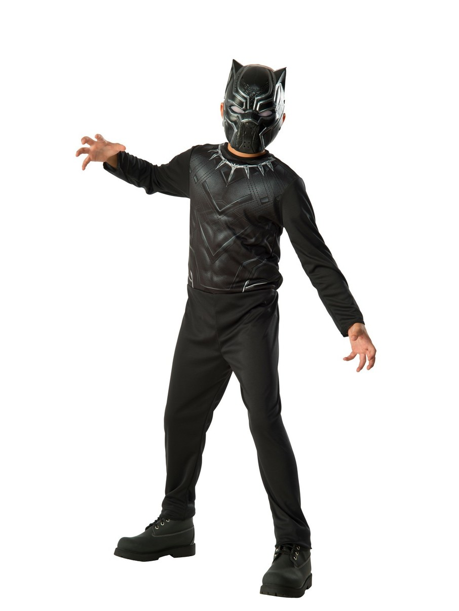 View larger image of Black Panther Classic Child Costume
