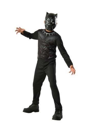 Black Panther Classic Child Costume