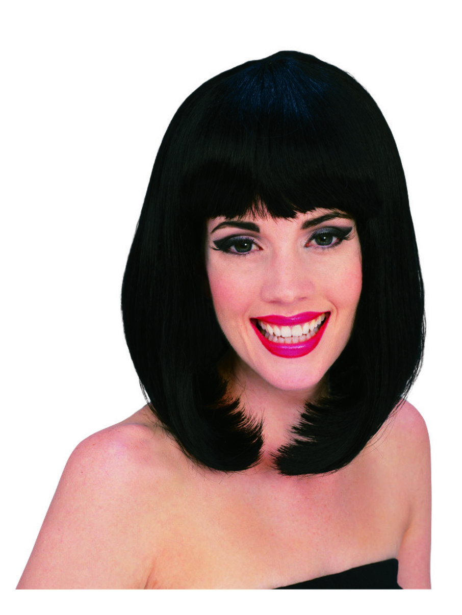 View larger image of Black Peggy Sue Wig Adult