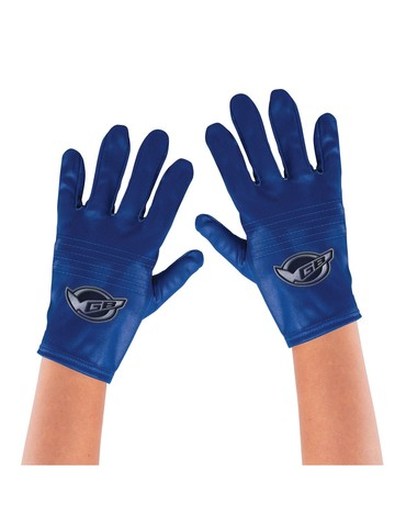 Beast Morpher Blue Ranger Child Gloves