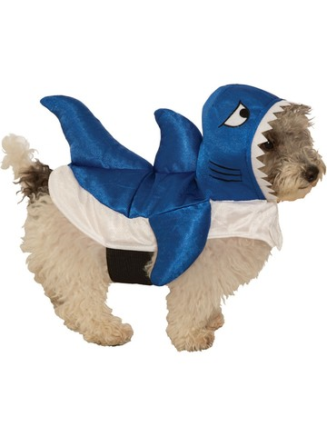 Pets Blue Shark Halloween Costume