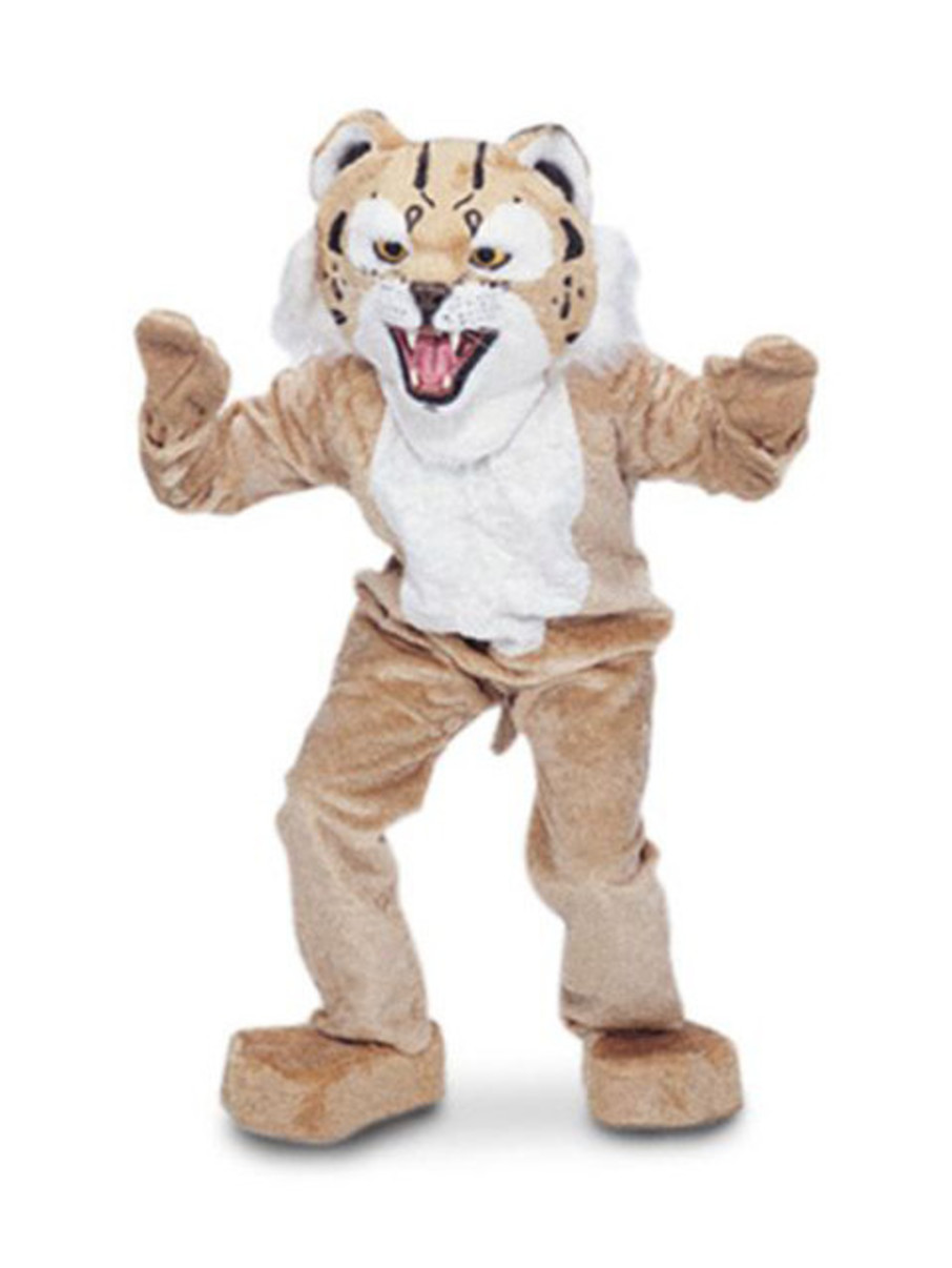 View larger image of Bobcat Mascot Costume