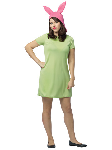 Bob's Burgers Louise Adult Womens Costume