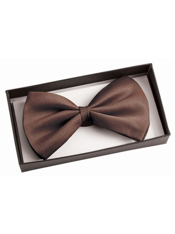 Brown Bowtie Accessory