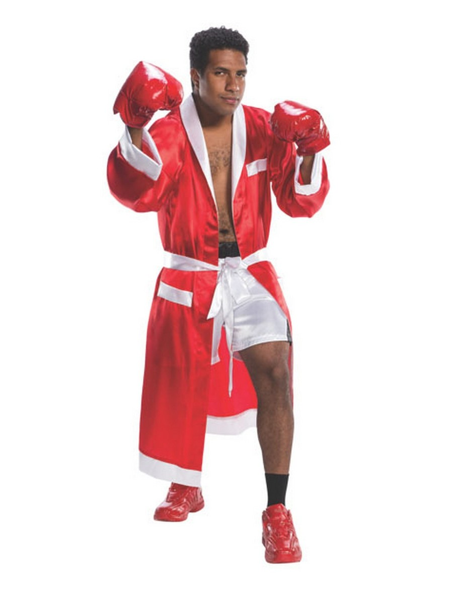 View larger image of Adult Boxing Champion Costume