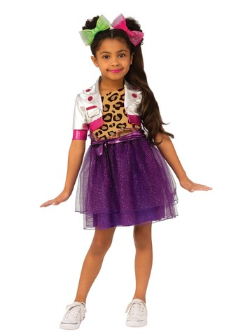 Child Nomi Boxy Girls Costume