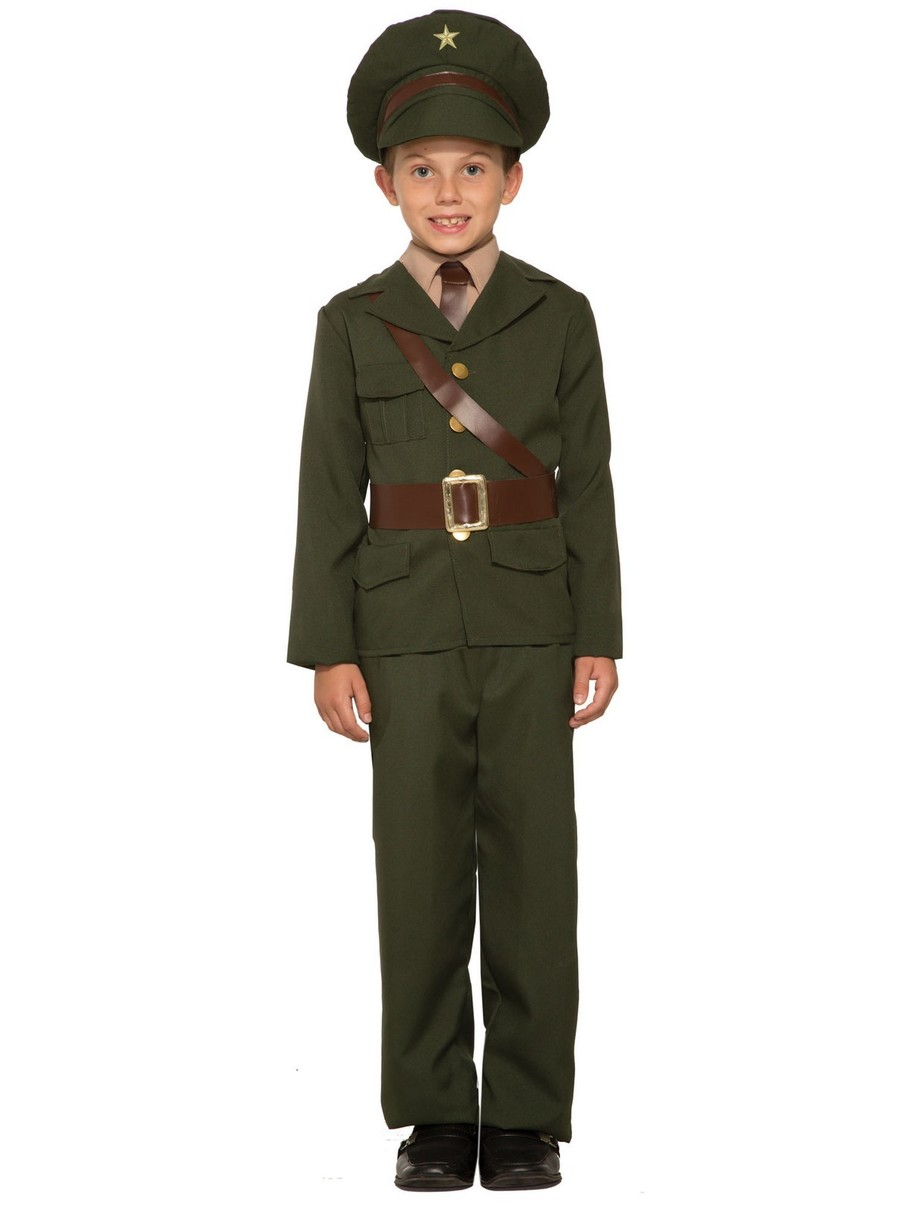 View larger image of Boy's Officer and A Scholar Costume