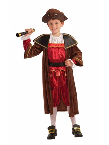 Boy's Explorer Costume