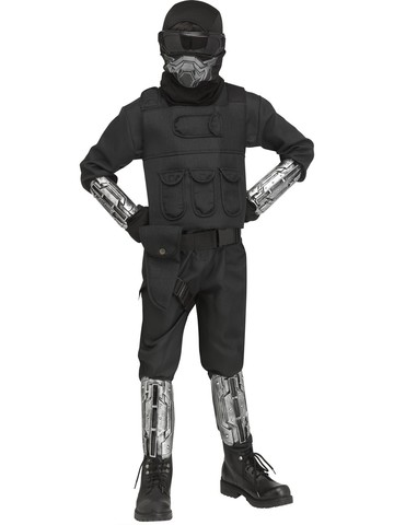 Gaming Fighter Costume for Boys