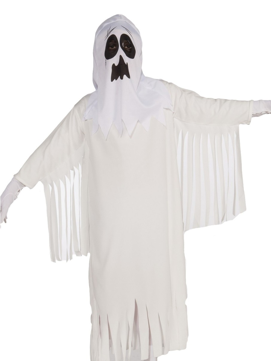 View larger image of Spooky Ghost Kid's Costume
