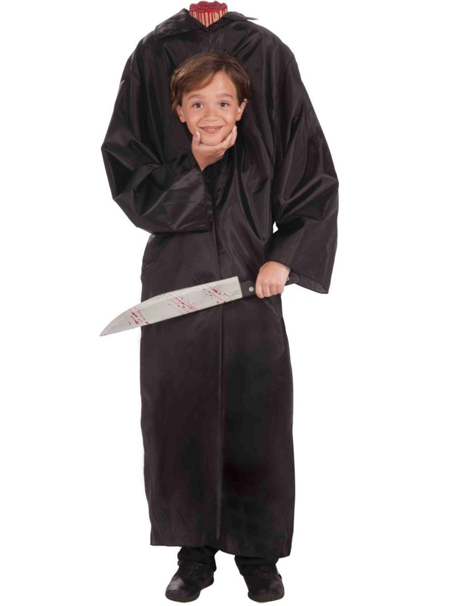 View larger image of Boys Headless Boy Costume