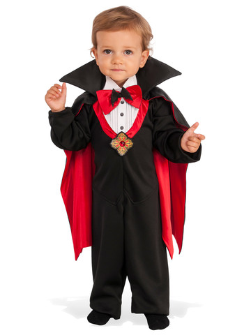Boys Dapper Drac Costume