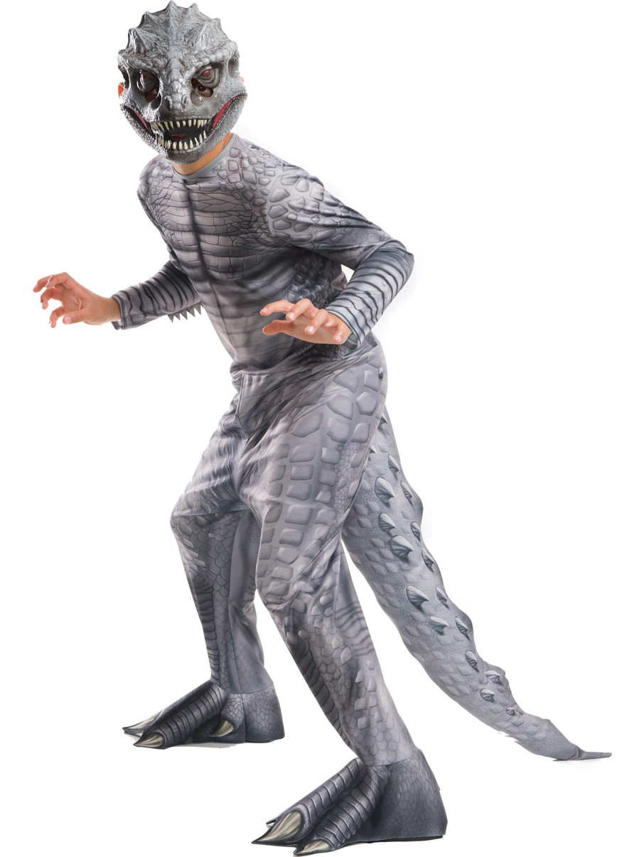 View larger image of Boys Jurassic World Dinosaur Costume