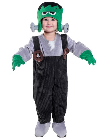 Little Monster Boy's Costume