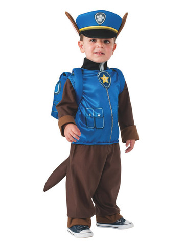 Boys Paw Patrol Chase Child Costume