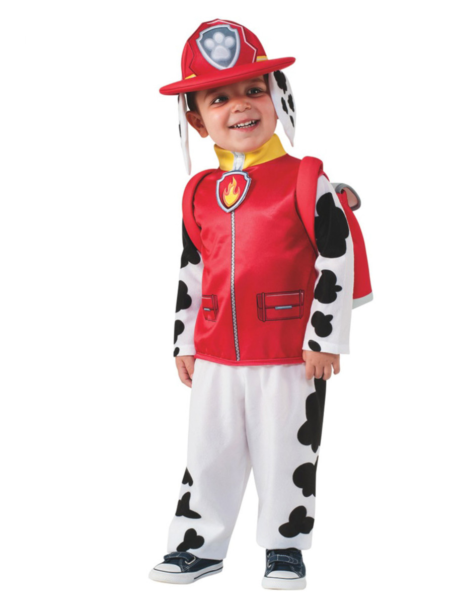 View larger image of Boys Paw Patrol Marshall Costume