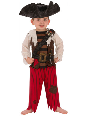 Pirate Matey Costume for Boys
