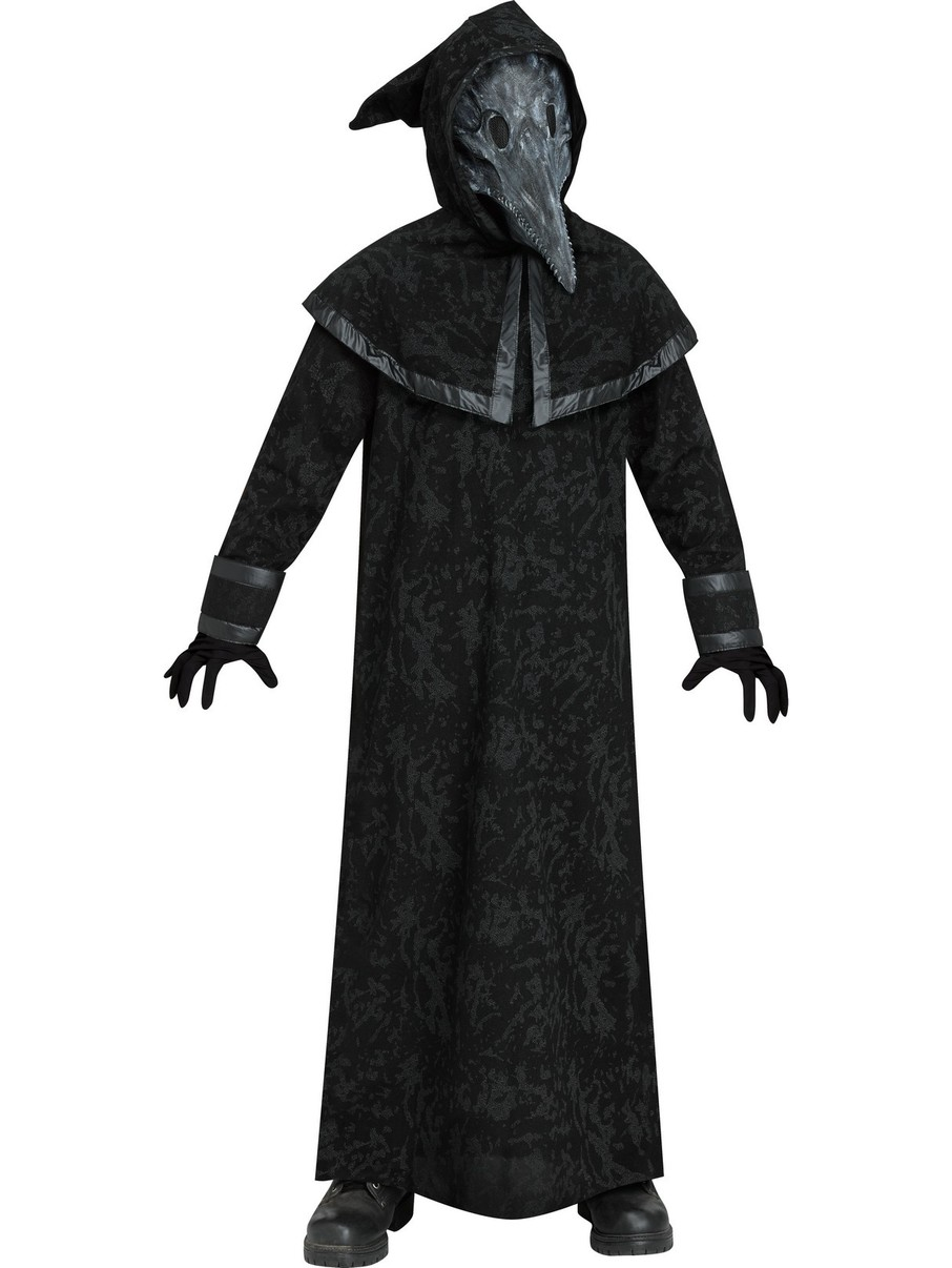 View larger image of Plague Doctor Costume for Boys
