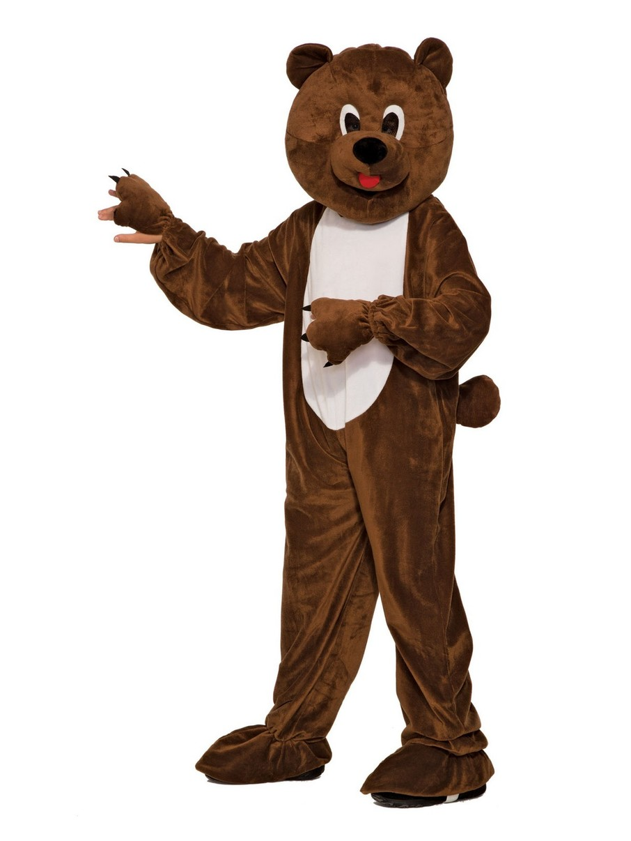 View larger image of Boy's Classic Toybox Bear Costume