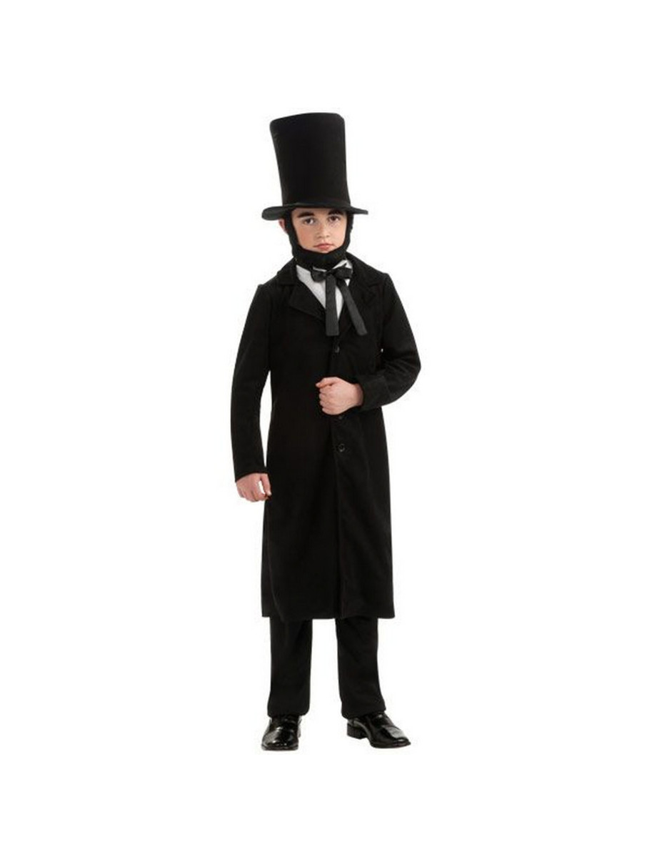 View larger image of Boys President Abraham Lincoln Costume