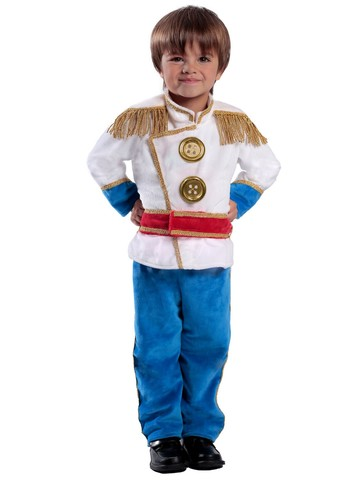 Prince Ethan Children's Costume