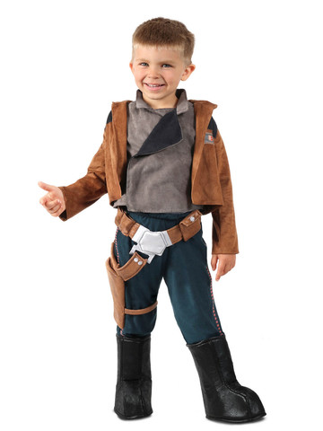 Solo: A Star Wars Story-Han Solo Costume for Toddlers