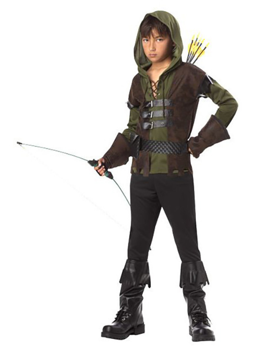 View larger image of Boys Robin Hood Costume