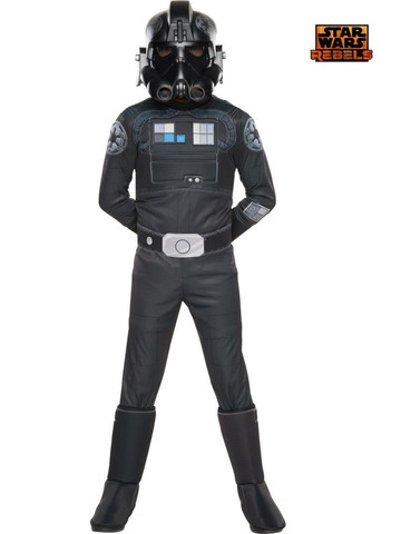Boys Star Wars Rebels Deluxe Tie Fighter Costume