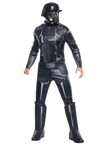 Boys Rogue One Death Trooper Super Deluxe Classic Costume