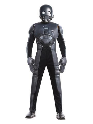 Boys Star Wars Rogue One K 2SO Deluxe Costume