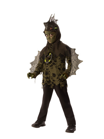 Boys Swamp Boy Costume