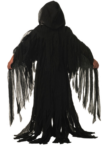 Tattered Banshee Costume for Kids