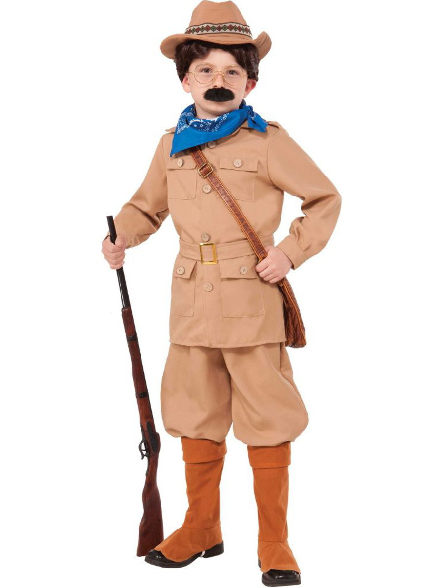 View larger image of Boy's Theodore Roosevelt Costume