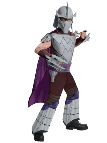 Boy's Teenage Mutant Ninja Turtles Deluxe Shredder Costume