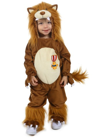 The Wizard of Oz Boy's Cowardly Lion Costume