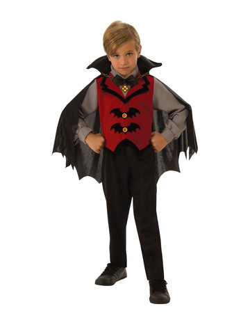 Boys Vampire Boy Costume