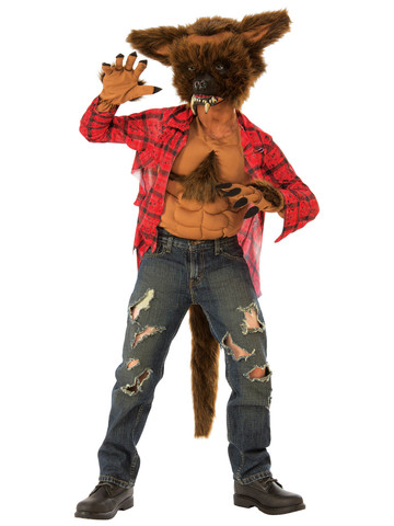 Werewolf Costume for Boys