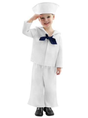 Boys WWII Sailor Costume