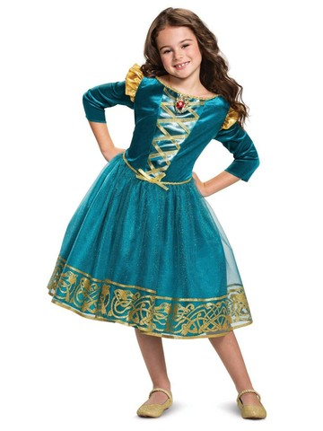 Classic Merida Costume for Toddlers