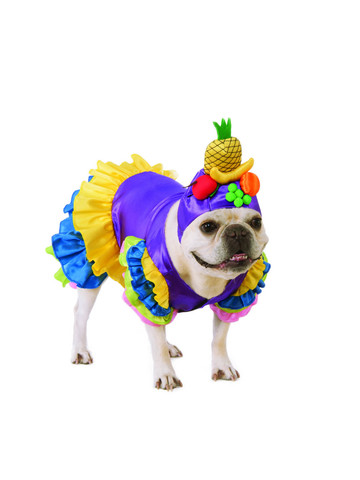 Brazilian Bombshell Costume for Pets