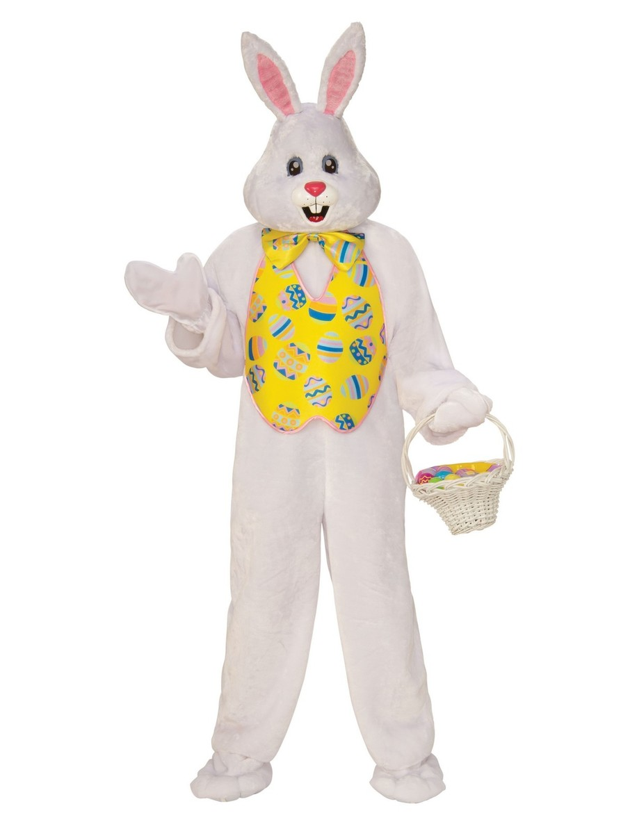 View larger image of Easter Bunny Mascot Costume