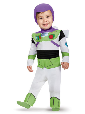 Buzz Lightyear Deluxe Costume for Kids