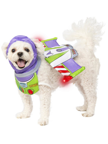Buzz Lightyear Toy Story Costume for Pets