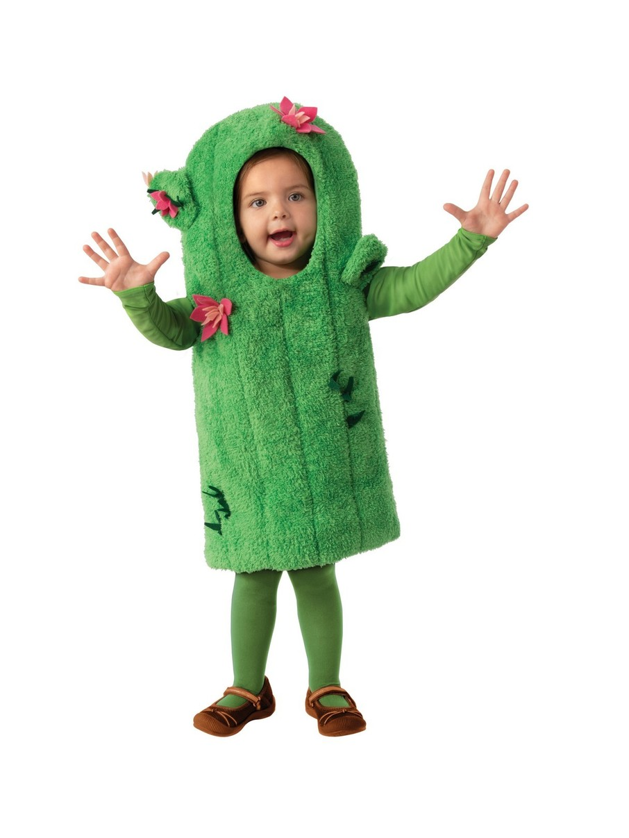 View larger image of Child Cactus Costume