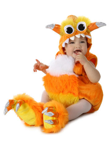 Baby Candy Horn Costume