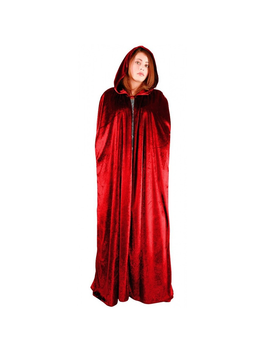 View larger image of Full-Length Cape for Adults