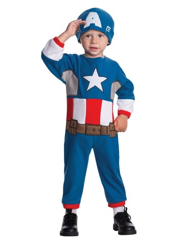 Captain America Costume Toddler