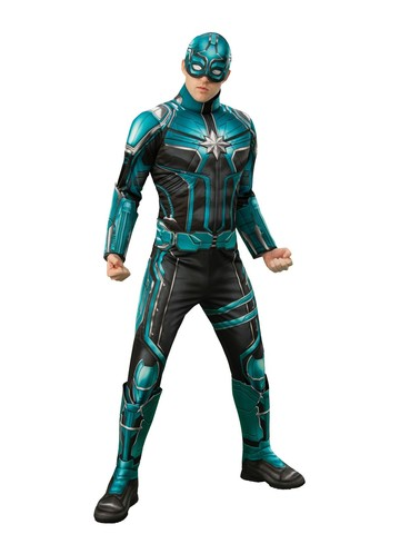 Captain Marvel Yon Rogg Costume Deluxe